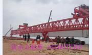 120吨架桥机出租【新东方起重】