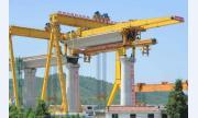 120吨架桥机【新东方起重】